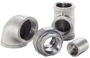 Stainless Steel 304 Fittings, Flanges and Nipples
