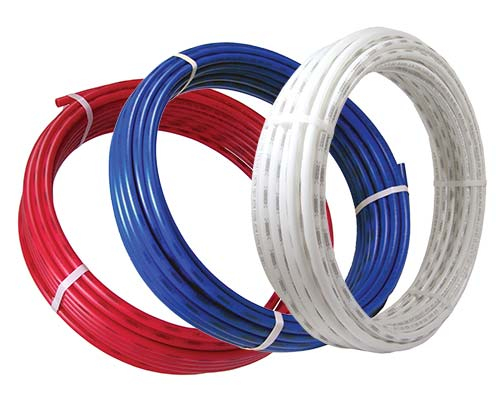 Pipe tubing for Plastic water pipe pex